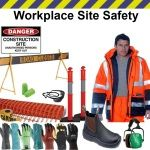 WORKPLACE SITE SAFETY SUPPLIES