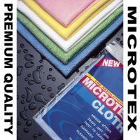 Microtex Premium Microfibre Cloth