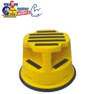 Jumbo Safety Step w-Castors