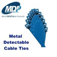 Detectable Cable Tie 385mm-4.8mm