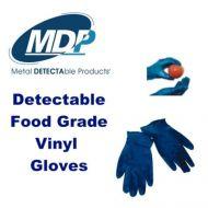 Vinyl Food Gloves