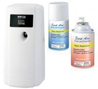 Scent air digital dispenser