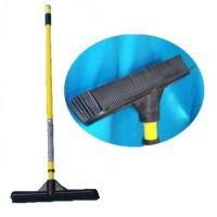 Rubber Broom & Telescopic Handle