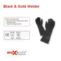 Black & Gold Welder