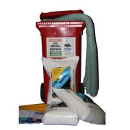 240 litre General purpose mobile site spill kit