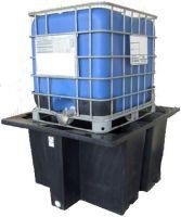IBC storage bund