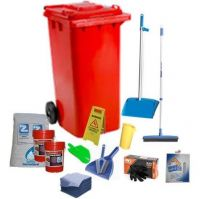 Zorbe Large indoor hospitality site spill kit